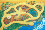 Animal Kingdom Playmat
