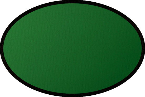 solid green oval rug our solid green oval rug is