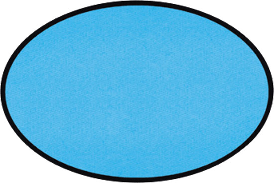 solid lake blue oval rug our solid lake blue oval