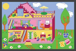 Play Carpet - Our Dream House