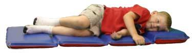 Rest Mat with Pillow Top
