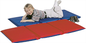 Standard Folding Rest Mats For Kids