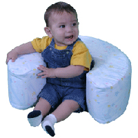 Baby Sitting Support - Sit Up Ring