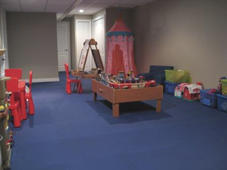 Kids Playroom Floor