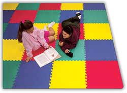 Children's Playroom Flooring