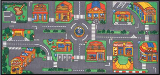 Playmats For Kids - Sport Resort
