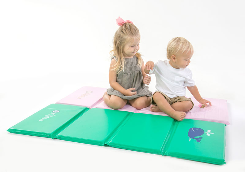 Daycare Nap Mat For Boys And Girls
