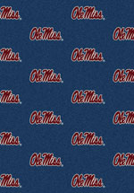 University of Mississippi Rug