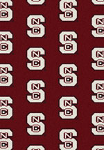 North Carolina State Univ Rug