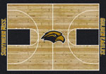 Southern Mississippi Golden Eagles Rugs