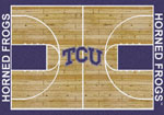 Texas Christian University Rugs