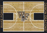 Wake Forest University Rugs