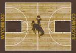 University of Wyoming Rugs