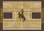University of Wyoming Rugs