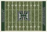 University of Hawaii Rugs