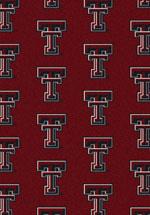 Texas Tech University Rug