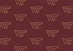 Virginia Tech Rug