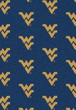 University of West Virginia Rug
