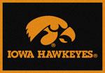 University of Iowa Rug