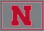 University of Nebraska Rug
