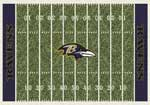 Baltimore Ravens Area Rug