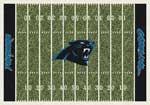 Carolina Panthers Area Rug