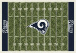 St. Louis Rams Area Rug