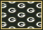Greenbay Packers Area Rug