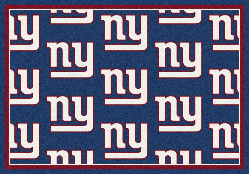 Nfl logo mats nfl area rugs sports mats for Area rugs new york