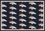 Denver Broncos Area Rug