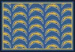 San Diego Chargers Area Rug