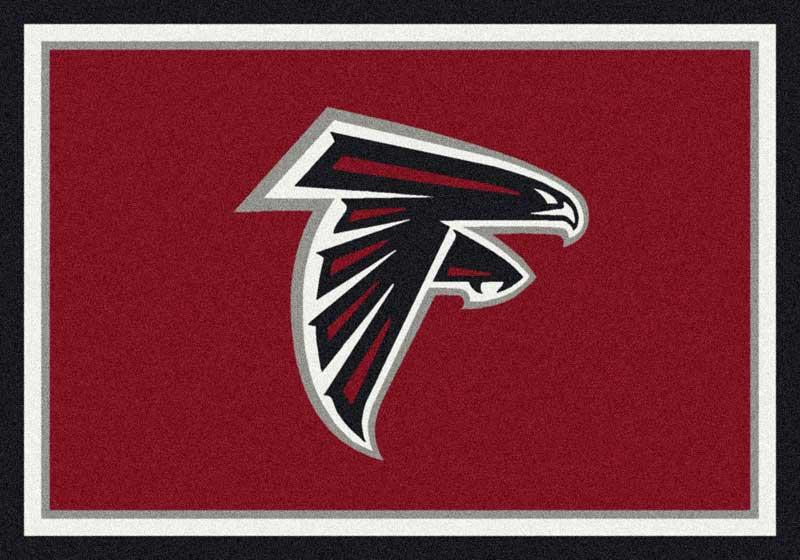 Images Of The Atlanta Falcons Football Logos: Football Logo Mats