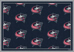 Columbus Blue Jackets Sports Rug