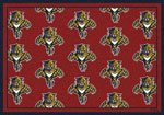 Florida Panthers Sports Rug