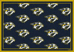 Nashville Predators Sports Rug