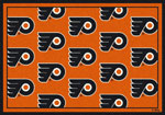 Philadelphia Flyers Sports Rug