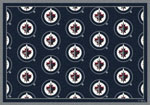 Winnipeg Jets Sports Rug