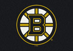 Boston Bruins Sports Rug