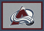 Colorado Avalanche Sports Rug