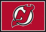 New Jersey Devils Sports Rug