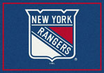 New York Rangers Sports Rug