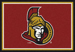 Ottawa Senators Sports Rug