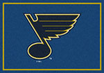 St. Louis Blues Sports Rug