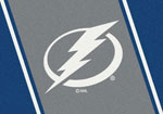 Tampa Bay Lightning Sports Rug