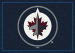 Winnipeg Jets Sports Rug