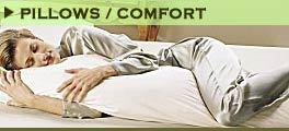 Body Pillows & Other Comfort Products.