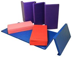 Folding Mats