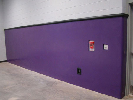 Wall Padding For Wrestling Rooms