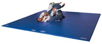 Folding Martial Arts Mats