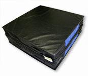 Folded MMA Landing Mat